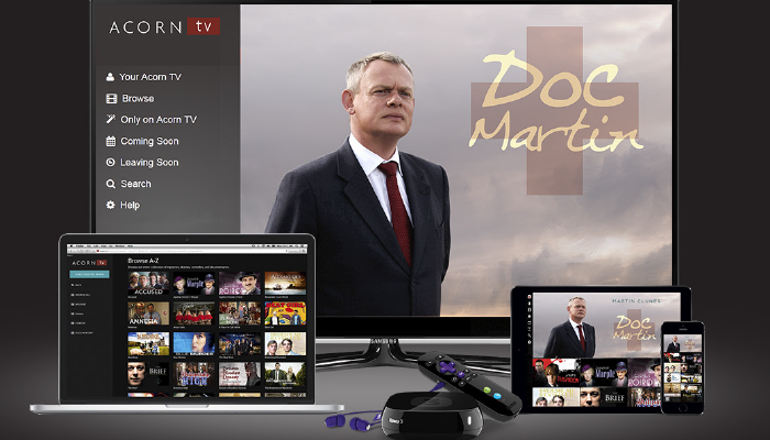 Acorn TV Apps Updating the Acorn TV App Get the latest version of the